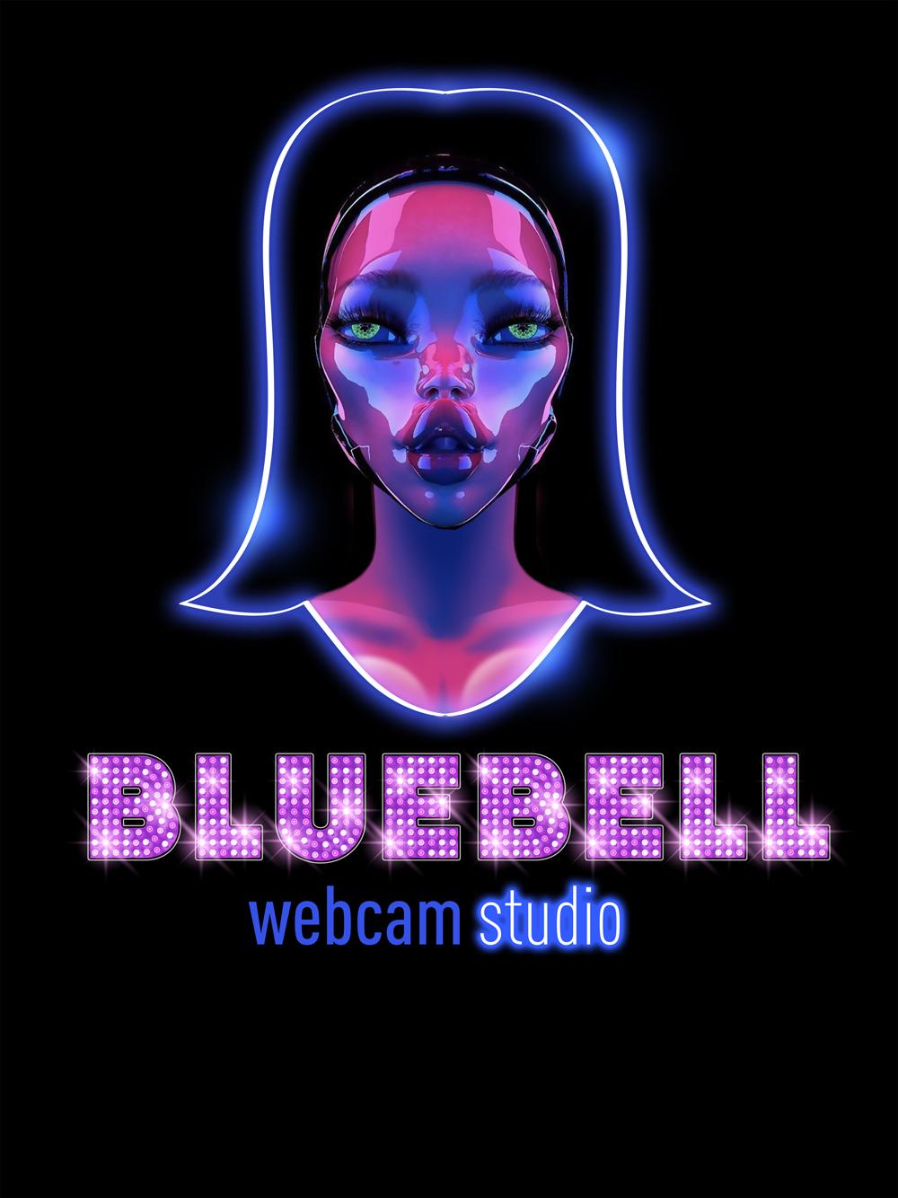 вебкам студия Bluebell