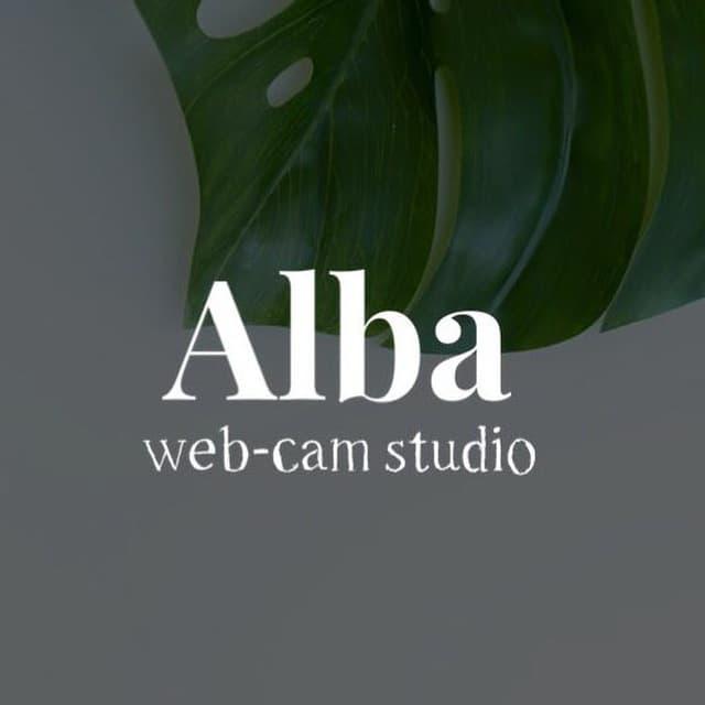 вебкам студия Alba