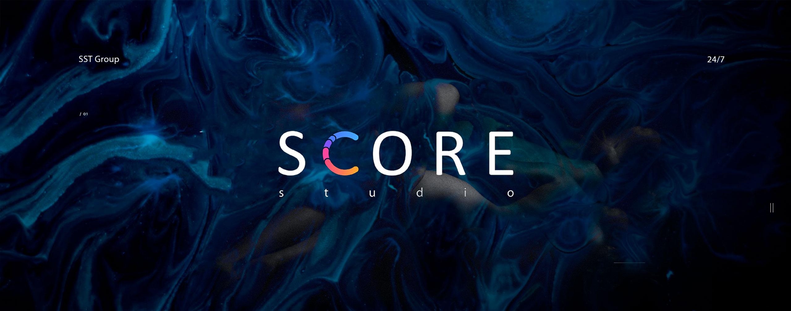 вебкам студия Score Studio